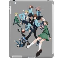Digimon Adventure 3 Group iPad Case/Skin