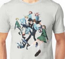 Digimon Adventure 3 Group Unisex T-Shirt