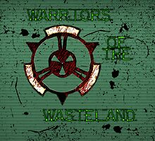 Warriors of the Wasteland by PsychwaveGaming