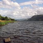Bassenthwaite Lake by Mark Baldwyn