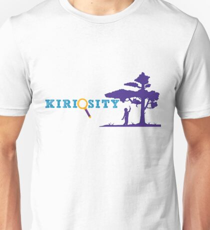 Kiriosity Logo (Classic) Unisex T-Shirt