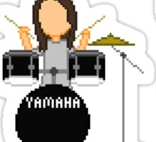 Pixel Nirvana Sticker