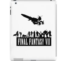 Final Fantasy VII - The Party iPad Case/Skin
