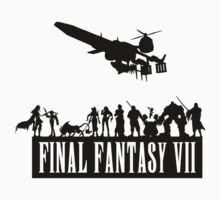 Final Fantasy VII - The Party T-Shirt