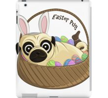 Easter Pug iPad Case/Skin