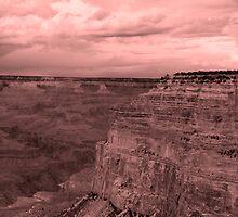 Canyon Rim by dmark3
