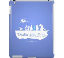 Devotion - Garnet iPad Case/Skin