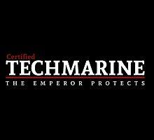 Certified Techmarine by moombax