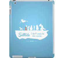 Solitude - Eiko iPad Case/Skin