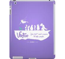 Virtue - Zidane iPad Case/Skin