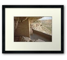 Rocks and Crags Framed Print