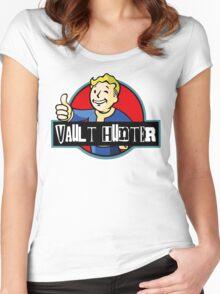 Vault Hunter Women's Fitted Scoop T-Shirt