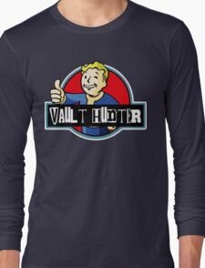 Vault Hunter Long Sleeve T-Shirt