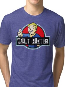 Vault Hunter Tri-blend T-Shirt