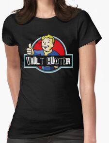 Vault Hunter Womens Fitted T-Shirt