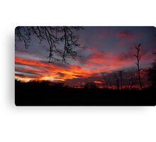 Dawn at Lincoln Hills Canvas Print