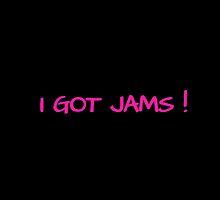 I GOT JAMS! - black by Kpop Seoul Shop