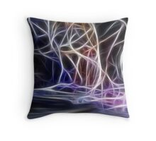 Destiny...and the Dream Seeker Throw Pillow