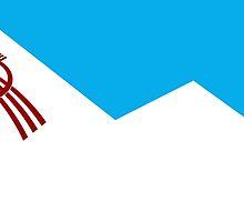Flag of Osh  by abbeyz71