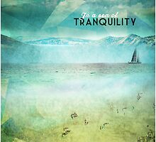 In a sea of tranquility by PatinoDesign