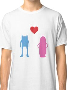 Adventure Time Finn & Princess Bubblegum  Classic T-Shirt