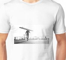 Fading into the zone Unisex T-Shirt