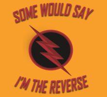 Reverse Flash by avasponge