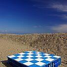 Blue (photos © Barbara Corvino)  by Barbara  Corvino