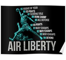 Lady Liberty 10 Poster