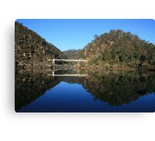 Launceston, Tasmania Canvas Print