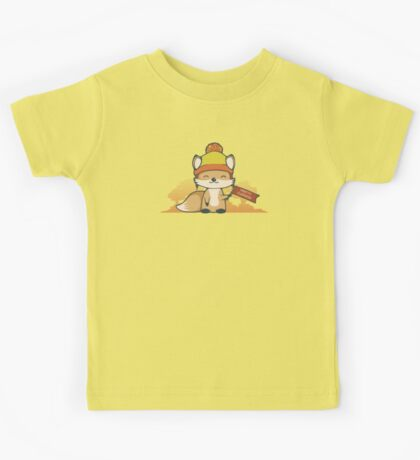 Pretty Cunning Kids Tee
