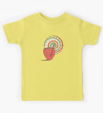 Strawberry Frye Kids Tee