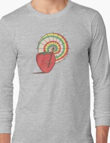 Strawberry Frye Long Sleeve T-Shirt