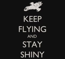 Keep Flying and Stay Shiny Kids Clothes