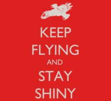 Keep Flying and Stay Shiny One Piece - Long Sleeve