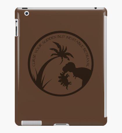 Inevitable Betrayal iPad Case/Skin
