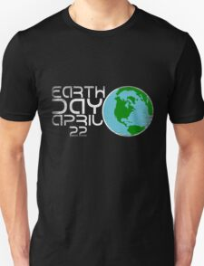 Earth Day April 22 Grunge Look T-Shirt
