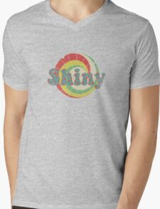 Shiny - Kaylee Style Mens V-Neck T-Shirt