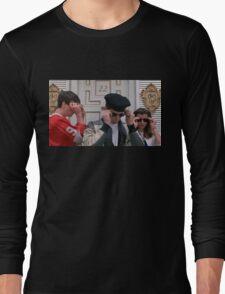 Never. Long Sleeve T-Shirt