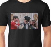 Never. Unisex T-Shirt