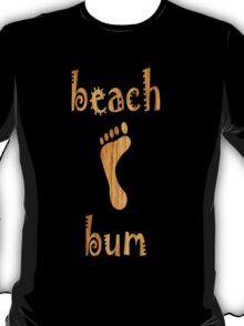 Beach Bum T-Shirt T-Shirt