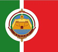 Flag of Khujand  by abbeyz71