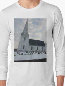 Reverent Sky Long Sleeve T-Shirt