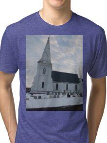Reverent Sky Tri-blend T-Shirt