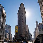 Flatiron by Steve Hunter