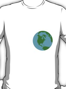 Earth Day April 22 Design T-Shirt