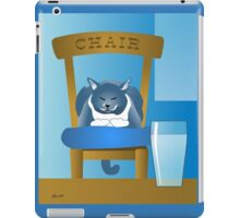 Jackson : The Chairman iPad Case/Skin