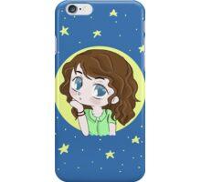 Chibi blue iPhone Case/Skin
