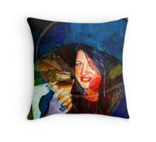 Lychee Martini  Throw Pillow