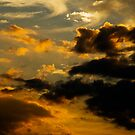 Dramatic Sky by Steven  Siow